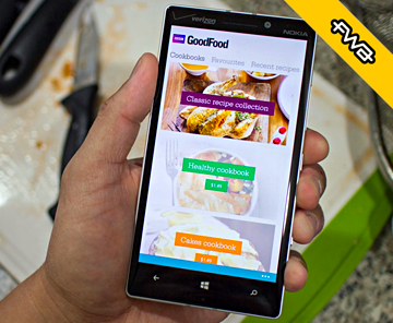 BBC GoodFood app suite