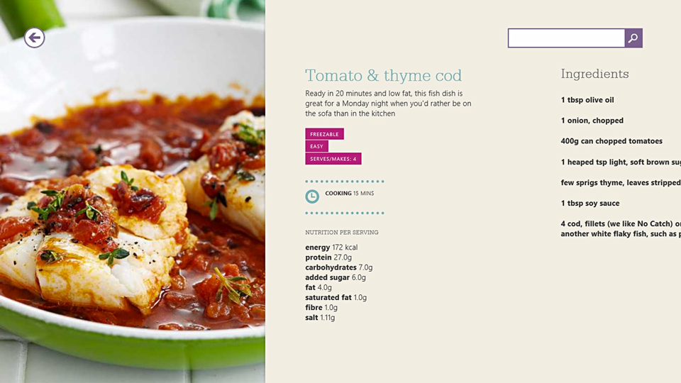 Bbc goodfood app suite sanjay mistry digital designer original bbc goodfood app suite forumfinder Image collections